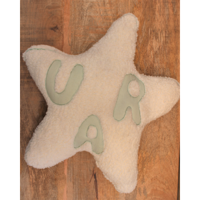 U R A Star Shaped Plush
