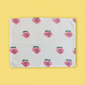 Strawberry Table Mat(Set of 6)
