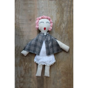 British  girl doll