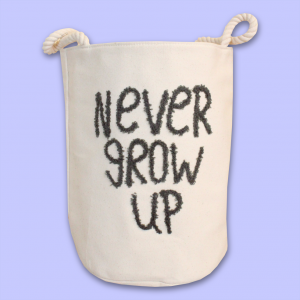 Never grow Storage Bag