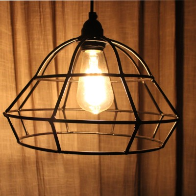 Cupola Wire Lamp