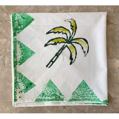 Palm Tree Napkins(Set of 6)
