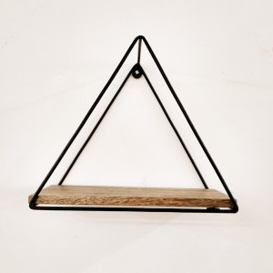 Triangle Wire Shelf