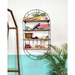 Arch Retro Wire Shelf