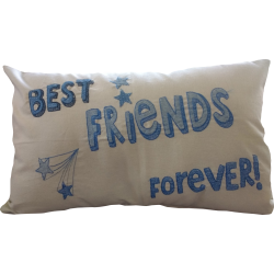 Best Friends Forever Cushion