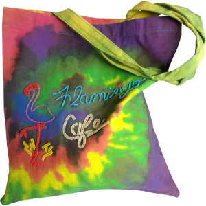 Tie and Dye Tote