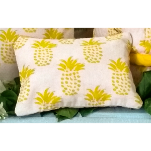 Pineapple Printed Pouch